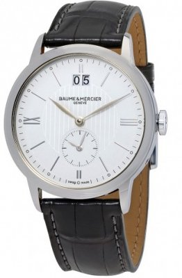 Buy this new Baume & Mercier Classima Quartz 40mm 10218 mens watch for the discount price of £1,232.00. UK Retailer.