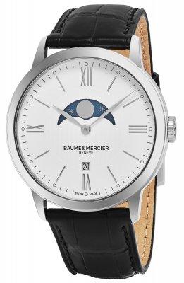 Buy this new Baume & Mercier Classima Quartz 40mm 10219 mens watch for the discount price of £1,232.00. UK Retailer.