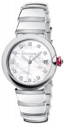 Bulgari Lucea Automatic 36mm lu36wssd/11 watch