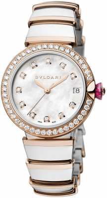 Bulgari Lucea Automatic 33mm 102476 watch