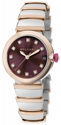 Bulgari Lucea Automatic 33mm 102497 watch