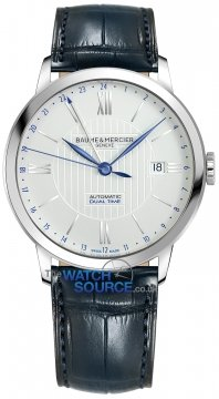 Buy this new Baume & Mercier Classima Automatic 40mm 10272 mens watch for the discount price of £1,785.00. UK Retailer.