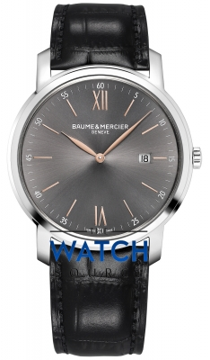 Buy this new Baume & Mercier Classima Quartz 42mm 10381 mens watch for the discount price of £697.00. UK Retailer.
