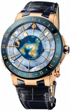 Ulysse Nardin Moonstruck Mens watch, model number - 1062-113, discount price of £61,387.00 from The Watch Source