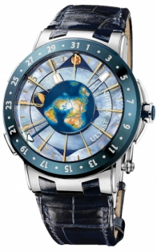 Ulysse Nardin Moonstruck Mens watch, model number - 1069-113, discount price of £79,016.00 from The Watch Source