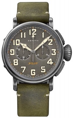 Zenith Pilot Type 20 Chronograph 11.2430.4069/21.c773 watch