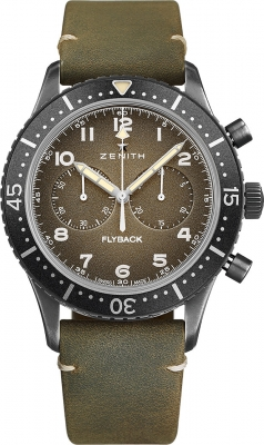 Zenith Pilot Chronograph 11.2240.405/21.c773 watch