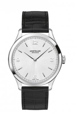 Montblanc Heritage Chronometrie Ultra Slim Manual Wind 112515 watch