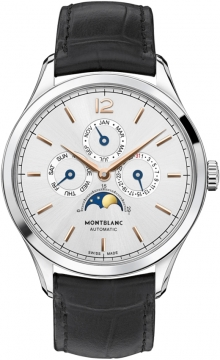 Montblanc Heritage Chronometrie Quantieme Annual 112534 watch