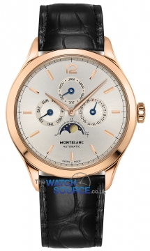 Montblanc Heritage Chronometrie Quantieme Annual 112535 watch
