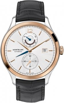 Montblanc Heritage Chronometrie Dual Time 112541 watch