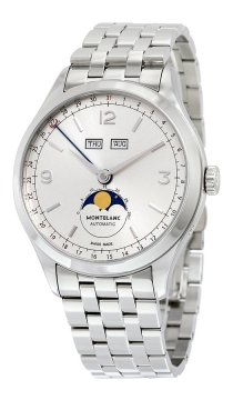 Montblanc Heritage Chronometrie Complete Calendar 112647 watch
