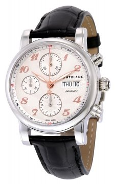 Montblanc Star Chronograph Automatic 113847 watch