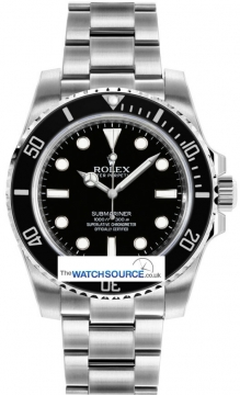 Buy this new Rolex Oyster Perpetual Submariner 114060 mens watch for the discount price of £8,750.00. UK Retailer.
