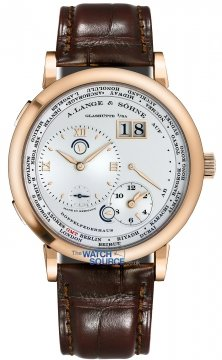 A. Lange & Sohne Lange 1 Time Zone 41.9mm Mens watch, model number - 116.032, discount price of £27,450.00 from The Watch Source