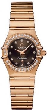 Omega Constellation 95 Ladies watch, model number - 1160.60, discount price of £5,235.00 from The Watch Source