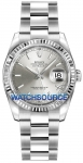 Rolex Datejust 36mm Stainless Steel 116234 Silver Index Oyster watch