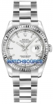 Rolex Datejust 36mm Stainless Steel 116234 White Index Oyster watch