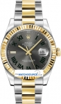 Rolex Oyster Perpetual Datejust II 116333 Slate Roman watch