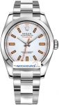 Rolex Milgauss 40mm 116400 White watch