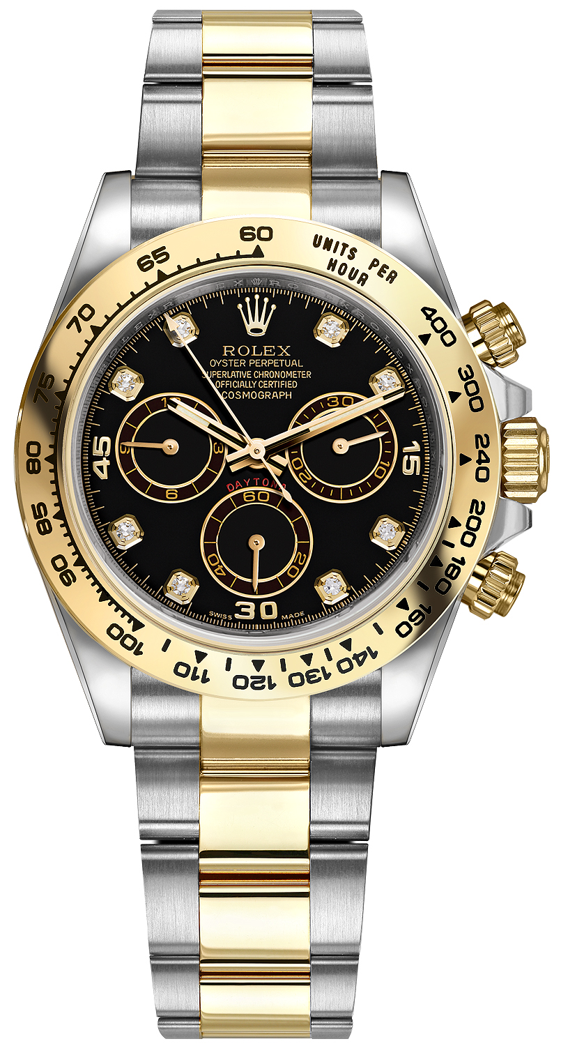 Buy This New Rolex Cosmograph Daytona Steel And Gold 116503
