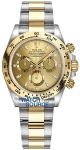 Rolex Cosmograph Daytona Steel and Gold 116503 Champagne Index Oyster watch