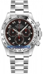 Rolex Cosmograph Daytona White Gold 116509 Black Arabic watch