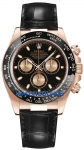 Rolex Cosmograph Daytona Everose Gold 116515LN Black and Pink Index watch
