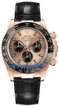 Rolex Cosmograph Daytona Everose Gold 116515LN Pink and Black Index watch