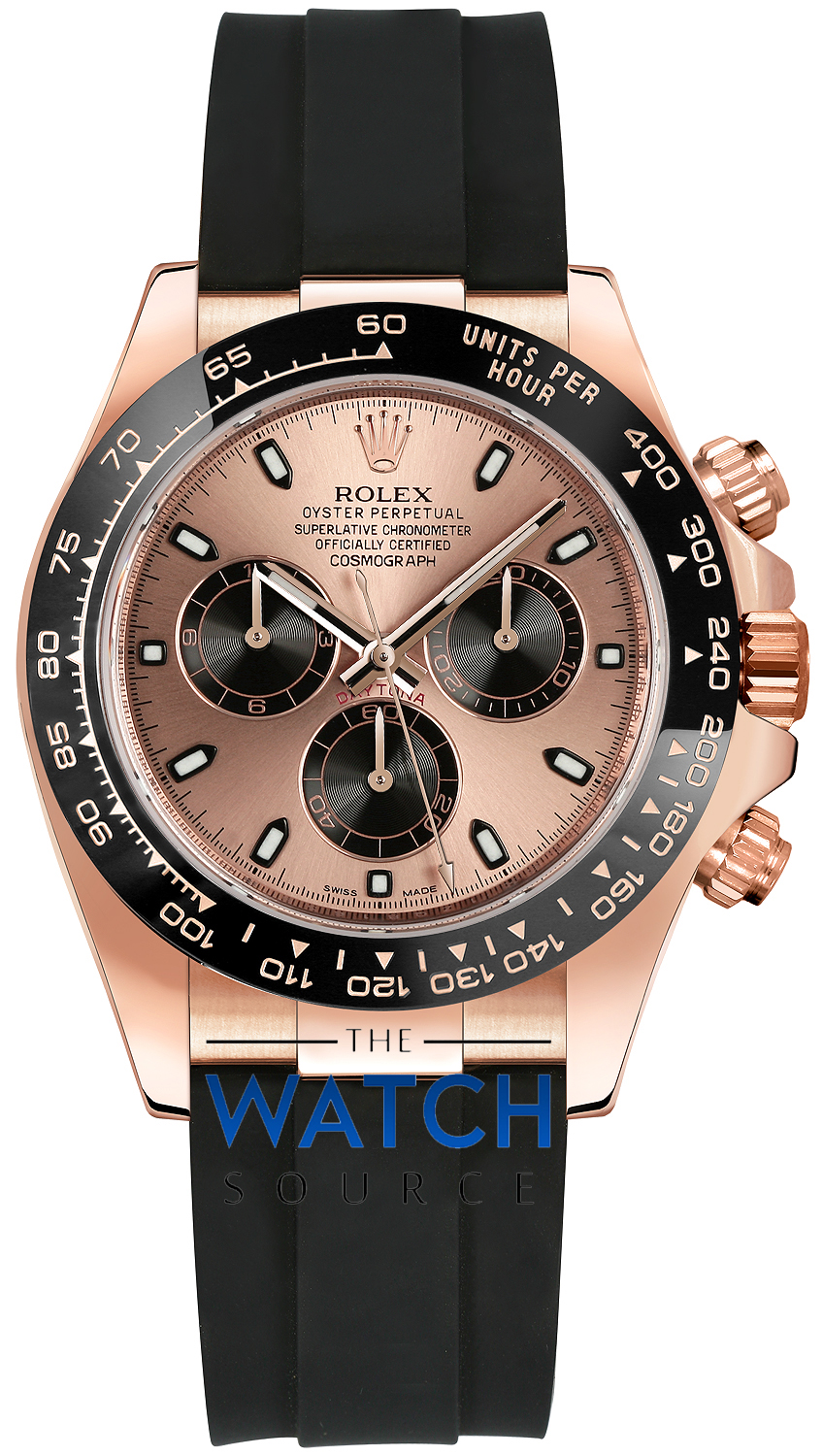 Buy This New Rolex Cosmograph Daytona Everose Gold 116515ln