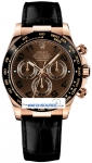 Rolex Cosmograph Daytona Everose Gold 116515LN Chocolate watch
