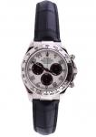 Rolex Cosmograph Daytona White Gold 116519 White and Black Arabic watch