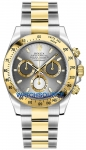 Rolex Cosmograph Daytona Steel and Gold 116523 Steel Index watch