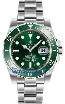 Rolex Oyster Perpetual Submariner Date 116610LV watch