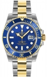 Rolex Oyster Perpetual Submariner Date 116613LB watch