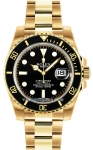 Rolex Oyster Perpetual Submariner Date 116618 LN Black watch