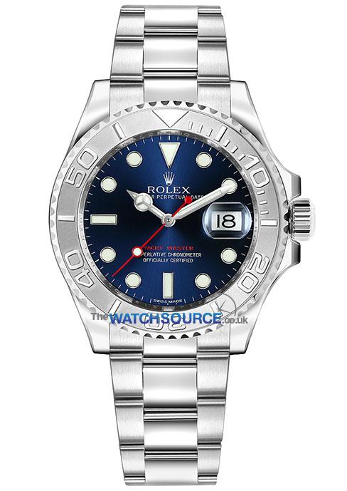 Rolex Yacht,Master 40mm 116622 Blue
