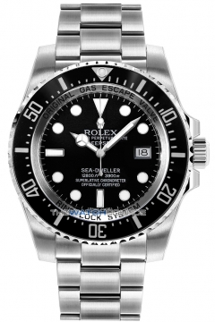 Rolex Deepsea Mens watch, model number - 116660, discount price of £8,860.00 from The Watch Source
