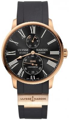 Ulysse Nardin Marine Chronometer Torpilleur 42mm 1182-310-3/42 watch