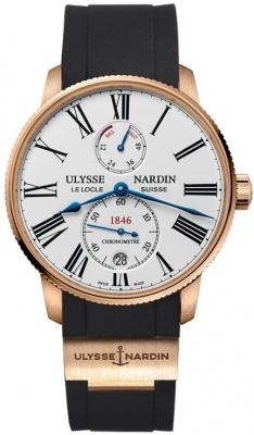 Ulysse Nardin Marine Chronometer Torpilleur 42mm 1182-310-3/40 watch