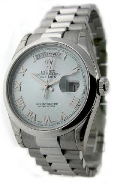 Rolex Day-Date 36mm Mens watch, model number - 118206, discount price of £34,560.00 from The Watch Source