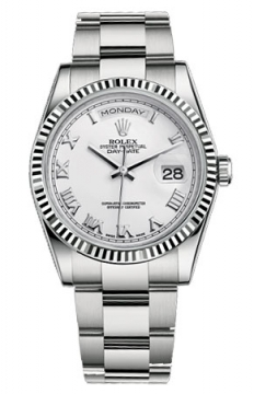 Rolex Day-Date 36mm Mens watch, model number - 118239, discount price of £21,660.00 from The Watch Source