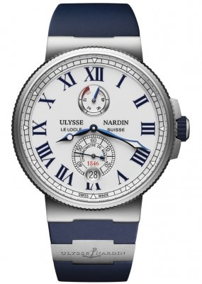 Ulysse Nardin Marine Chronometer Manufacture 45mm 1183-122-3/40 watch