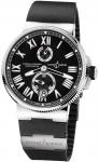Ulysse Nardin Marine Chronometer Manufacture 45mm 1183-122-3/42 watch