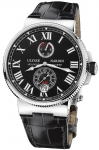 Ulysse Nardin Marine Chronometer Manufacture 45mm 1183-122/42 v2 watch