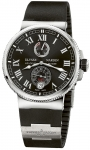 Ulysse Nardin Marine Chronometer Manufacture 43mm 1183-126-3/42 watch