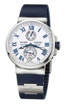 Ulysse Nardin Marine Chronometer Manufacture 43mm 1183-126-3/40 watch