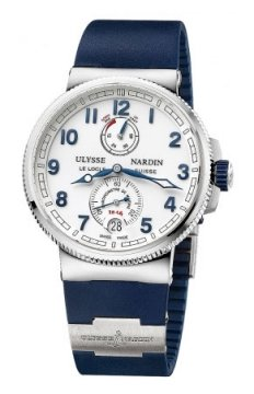 Ulysse Nardin Marine Chronometer Manufacture 43mm 1183-126-3/60 watch