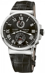 Ulysse Nardin Marine Chronometer Manufacture 43mm 1183-126/42 watch