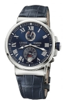 Ulysse Nardin Marine Chronometer Manufacture 43mm 1183-126/43 watch